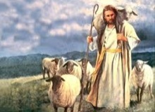 Jesus Carries His Sheep